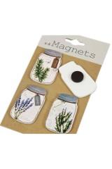 Набор магнитов Душистые травы