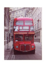 Постер 3D Лондон
