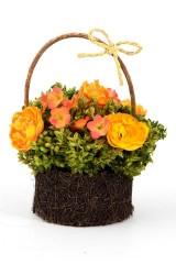 Композиция цветочная Солнечный букет