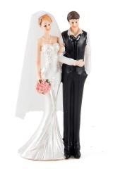 Фигурка свадебная Жених и невеста