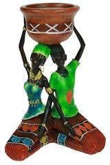 Статуэтка Африканка
