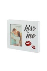 Фоторамка Kiss me