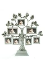 Фоторамка для 7 фото Семейное древо
