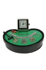 Часы настольные «Покер»
