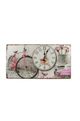 Часы настенные Велосипед