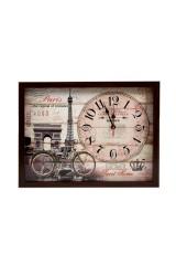 Часы настенные Сердце Франции