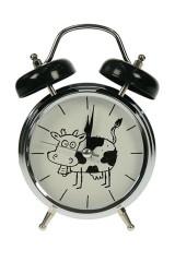 Часы настольные Корова