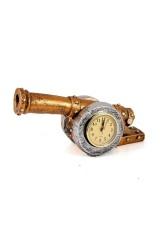 Часы Пушка