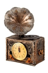 Часы Граммофон