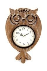 Часы настенные Совушка