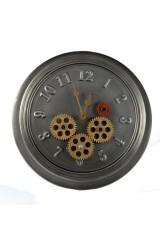 Часы-скелетоны настенные