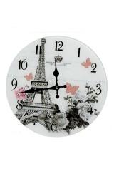 Часы настенные Париж