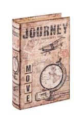 Шкатулка-фолиант «Великолепное путешествие»