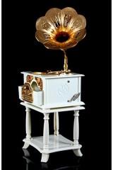 Шкатулка музыкальная Граммофон
