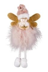 Новогодняя фигурка Ангелочек