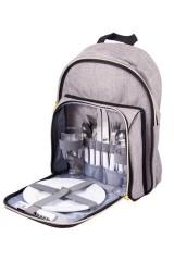 Набор для пикника на 2 персоны в рюкзаке