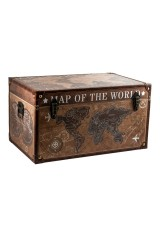Сундук Карта мира
