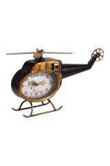 Часы настольные Вертолет