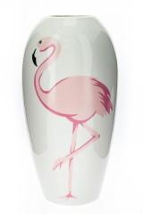 Ваза декоративная Фламинго