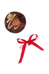 Шоколад с предсказанием Чоко с миндалем