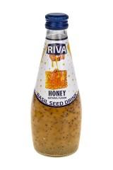 Напиток Семена базилика с ароматом меда