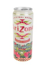 Холодный чай Arizona Kiwi Strawberry