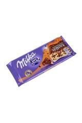 Шоколад Milka Waves Caramel