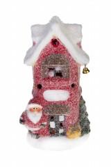 Фигурка светящаяся Красный домик