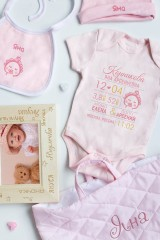 Подарочный набор для малыша с Вашим именем Имя