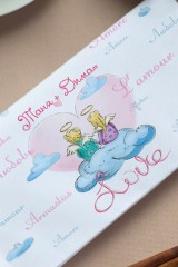 Шоколадный сувенир На облаке любви