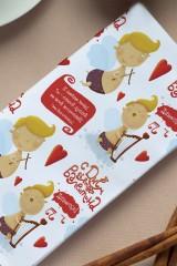 Шоколад с Вашим именем Ангелочки