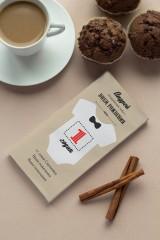 Шоколад с Вашим именем День рождения джентльмена