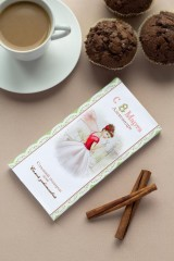 Шоколад с Вашим именем Леди