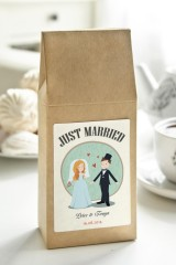 Чай с Вашим именем «Just Married»