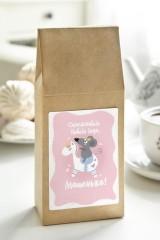Чай с Вашим именем Мышонок на единороге