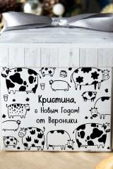 Печенье с предсказанием именное Коровы