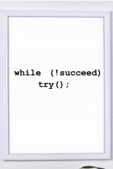 Постер в раме с Вашим текстом Путь к успеху
