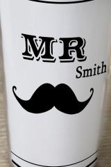 Термостакан с Вашим текстом Mr Smith