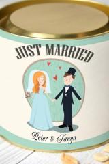 Арахис именной Just Married