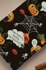 Шоколад с Вашим именем к Хэллоуину