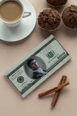 Шоколад с Вашим именем Доллар