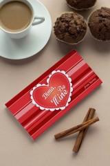 Шоколад с Вашим именем «Be Mine»