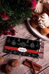 Шоколад с Вашим именем Новогодняя классика