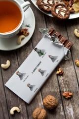 Шоколад с Вашим именем Cемья ждунов