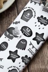 Шоколад с Вашим именем Злобный День рождения