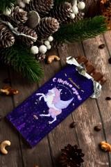 Шоколад с Вашим именем «Волшебный единорог»