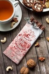 Шоколад с Вашим именем «Ты прекрасна»