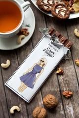 Шоколад Девушка