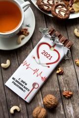 Шоколад с Вашим именем Медицинскому работнику2