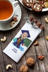 Шоколад с Вашим именем Преподавателю